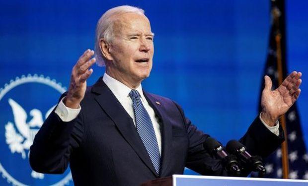 """Asume Biden en Estados Unidos: misión, recuperar la economía y revertir la """"era Trump"""""""