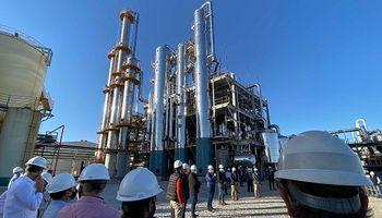 Bio 4 detuvo la producción de bioetanol y suspende al personal