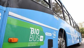El biodiesel se impone en el sistema de transporte santafesino