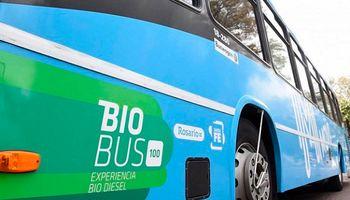 Santa Fe: revelan el primer balance del uso de colectivos urbanos con 100% biodiésel
