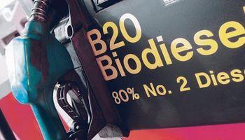 Aumentó un 2% el gasoil porque subió un 17,3% el biodiésel