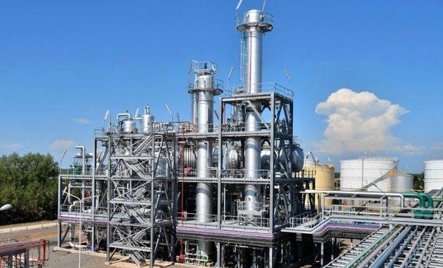 El volumen de biodiésel que generaron las plantas argentinas este año representa casi el 10% de la producción mundial de este biocombustible.
