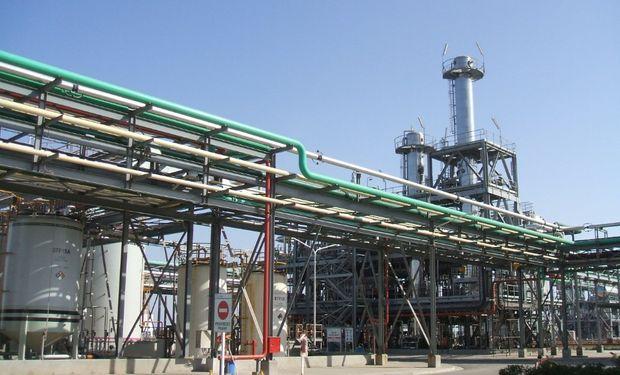 En diciembre pasado, el precio del biodisel y el del aceite de soja se equipararon: 767 versus 768 u$s/tonelada respectivamente.