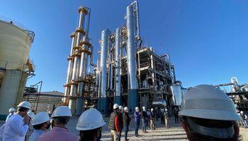 Bioetanol: Córdoba negocia la exportación de 50 mil metros cúbicos a Brasil