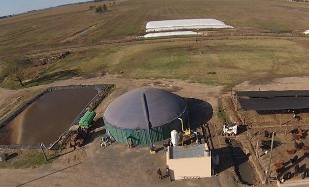 El biogás una alternativa a la importación de gas natural.