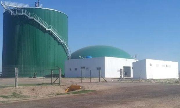 La planta, ubicada en la localidad cordobesa de Río Cuarto, es un desarrollo de la empresa Bioeléctrica.