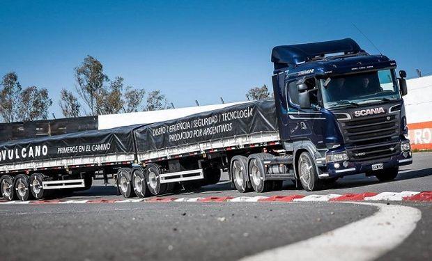 Santa Fe fue la primera provincia en adherir al decreto nacional que permite la circulación de este tipo de camiones.