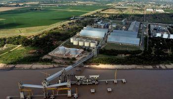 La menor actividad del complejo sojero impactó sobre la balanza comercial