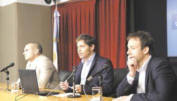 El Gobierno anunció el pago anticipado del Boden 2015