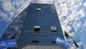 La Bolsa de Comercio del Chaco comenzará a operar en granos