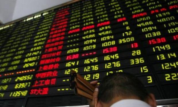 El repunte del mercado chino se derramó a Europa, pero apenas a Wall Street.