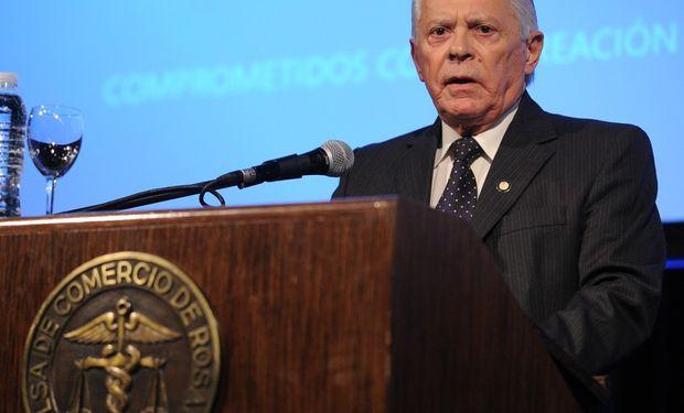 Discurso del presidente Raúl Meroi en el 131° aniversario de la BCR.