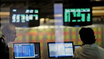 Tras audiencia por buitres, la Bolsa cayó 1,1% y los bonos bajaron 3,2%