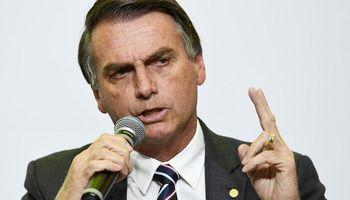 Jair Bolsonaro le hizo un guiño a la agricultura brasileña