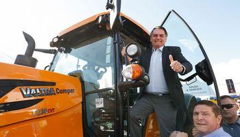 Bolsonaro anunció un importante subsidio para el agro de Brasil