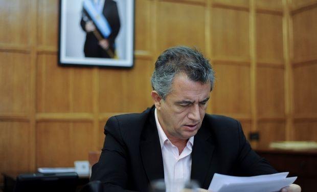 El ministro de Agroindustria, Luis Miguel Etchevehere.