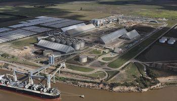 La bajante del Paraná vuelve a complicar la exportación de granos y subproductos