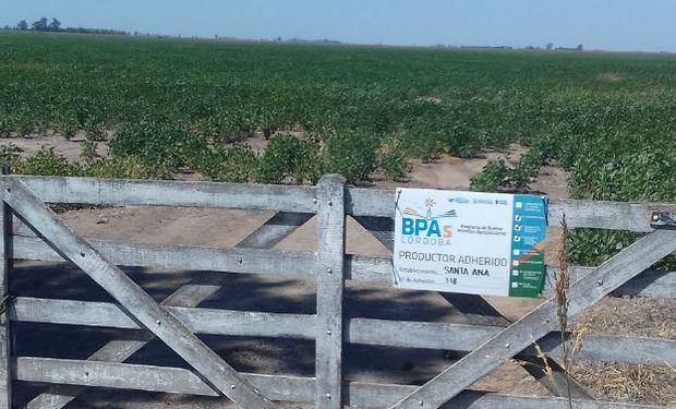 Córdoba: se presentó el ciclo 2019 de Buenas Prácticas Agropecuarias, que cumple su tercer año de aplicación práctica.