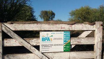 Por ley, los productores cuentan con Buenas Prácticas Agropecuarias