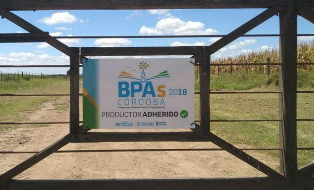 Programa BPA en Córdoba: hasta el lunes 30 los productores agropecuarios interesados tendrán tiempo para inscribirse.