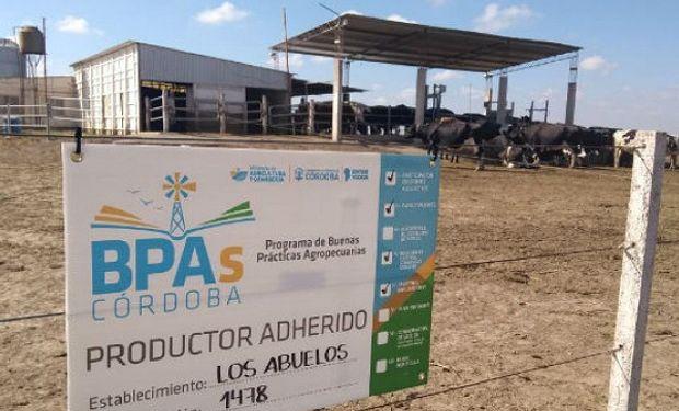 Con sistema de puntos, Córdoba busca premiar a quien realice las Buenas Prácticas Agropecuarias