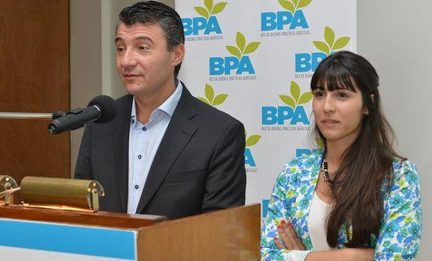 Presentación de la Red de Buenas Prácticas Agrícolas.
