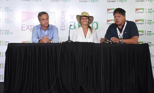 La Asociación Braford Argentina, la Sociedad Rural de Corrientes y Exponenciar serán socios en la organización de la XVIII Nacional y la IX del Ternero Braford.