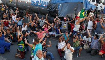 La huelga camionera causó enormes pérdidas a la agroindustria brasileña
