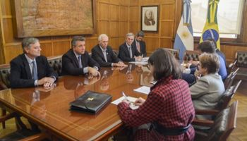 Etchevehere se reunió con la ministra de Agricultura de Brasil
