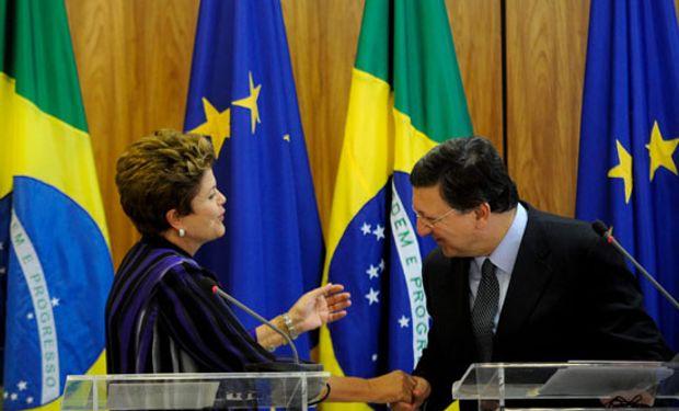 La UE no descarta avanzar en un acuerdo sólo con Brasil