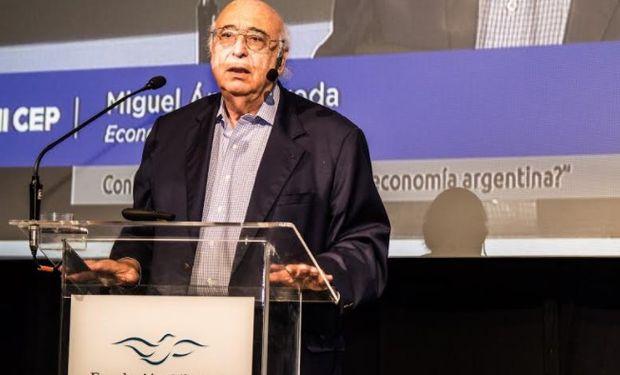 Miguel Ángel Broda en el XIII Congreso de Economía Provincial.