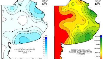 Las lluvias fracasaron: qué dice ahora el pronóstico del clima