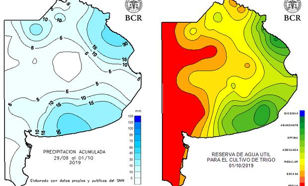 Buenos Aires: más de 100 días sin lluvias significativas.