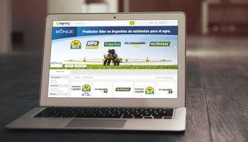 Bunge lanza su único canal oficial de ventas online