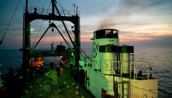 Argentina regresa al mar con un buque de investigación propio
