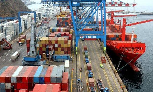El único rubro en el cual avanzaron las exportaciones durante abril fueron combustibles y energía.