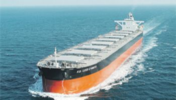 Sobreoferta de buques golpea al mercado de fletes marítimos