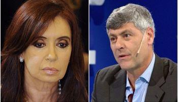 Cristina Kirchner habló del cierre de tambos y el ministro Buryaile le respondió