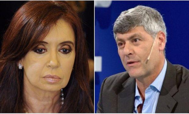 """La ex jefa de Estado citó datos sobre la crisis de SanCor y remarcó: """"Así no se puede seguir""""."""