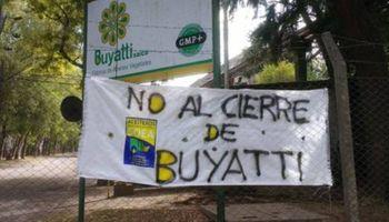 Buyatti: aceiteros pasó a un cuarto intermedio en la negociación y no habrá cortes de rutas