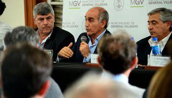 Otorgarán subsidios directos a los afectados por las inundaciones en Villegas