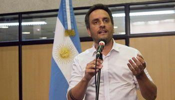 Aplicaciones, emisión de gases y forestación: Cabandié apuntó contra el campo en Diputados