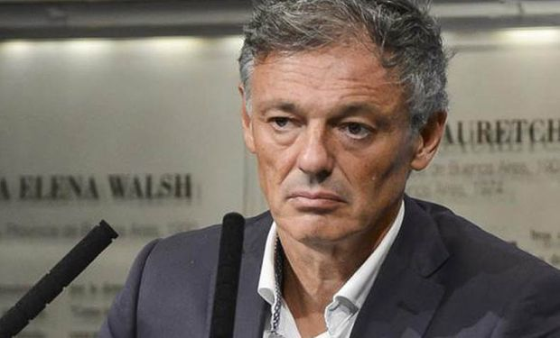 Francisco Cabrera. Ministro de Producción de la Nación.