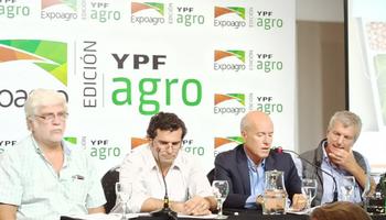"""Mensaje de la cadena agroindustrial: """"Solo el crecimiento de la producción nos posibilitará crecer como país"""""""