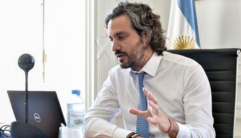"""Cafiero sobre los anuncios: """"Las exportaciones no tienen que competir con la mesa de los argentinos"""""""
