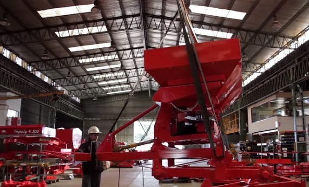 La maquinaria agrícola nacional busca abrir un nuevo mercado en Bulgaria