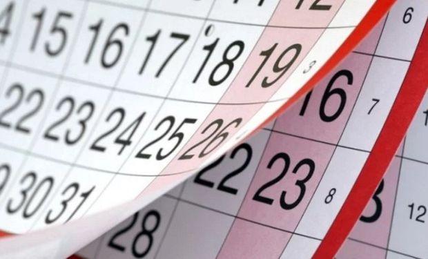 Feriados 2021: cuándo es el próximo fin de semana largo