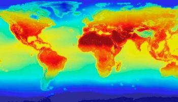 La Tierra toca niveles récord de temperatura