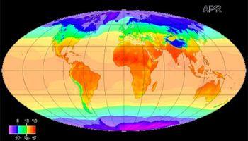 Cambio climático: temperatura media será la más alta de la historia