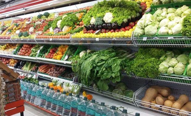 La participación del productor en el precio final de las frutas y verduras alcanzó su máximo con un 30,7 %